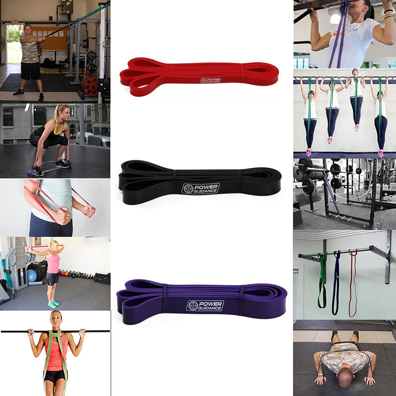 Resistance Pull UP Bands