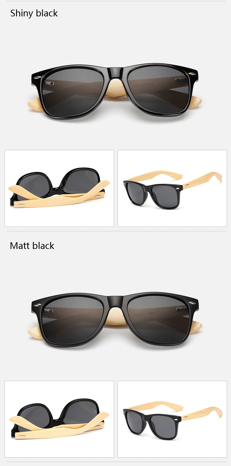 82ed2f2f8ee8 Retro Bamboo Wooden Sunglasses Men Designer Sport Sunglasses Brand  Sunglasses Protective Sunglasses Gold Mirror Sunglasses Bezel Glasses